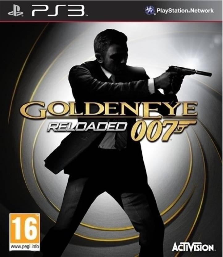 Golden Eye 007: Reloaded