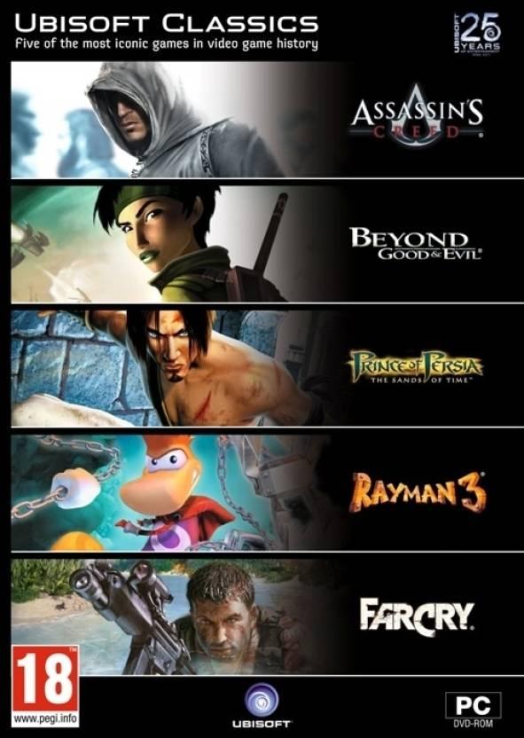 Ubisoft Classics Pack (25th Anniversary Edition)