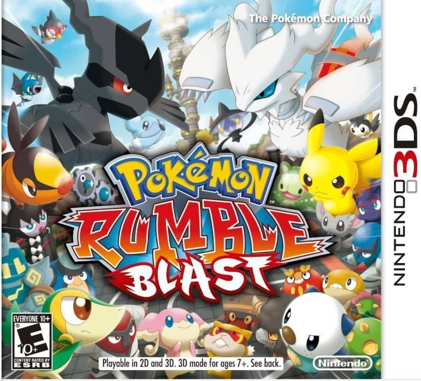 Pokemon: Rumble Blast