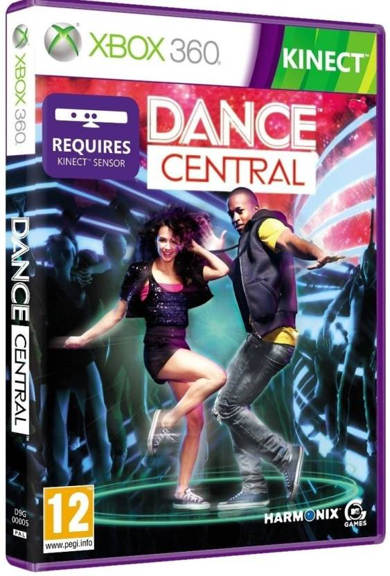 Dance Central (Kinect Required)
