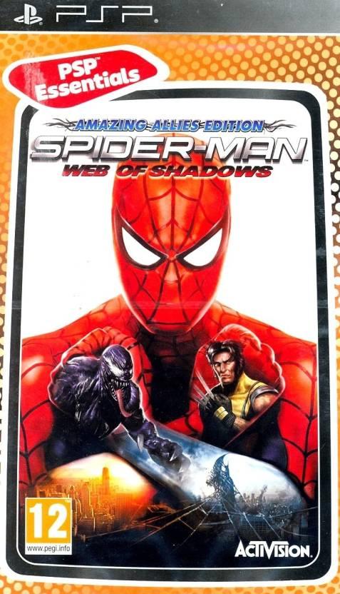 Spiderman : Web Of Shadows