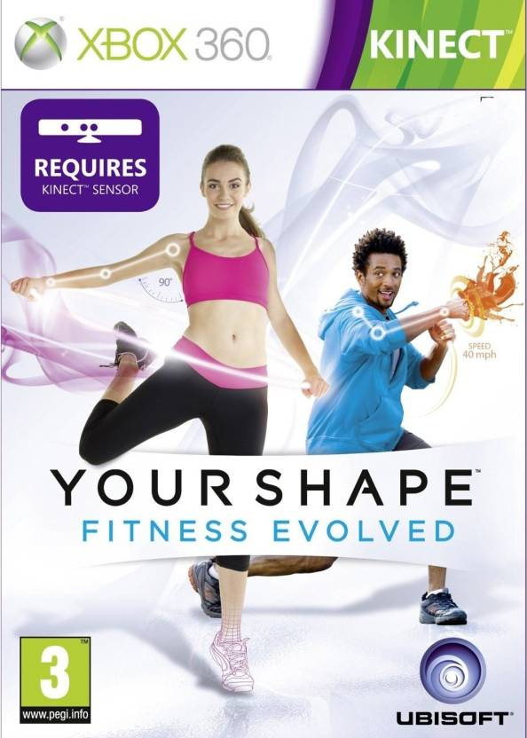 Your Shape : Fitness Evolved (Kinect Required)