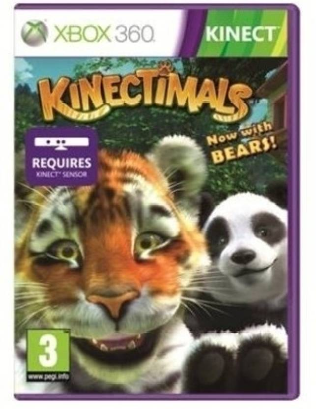 Kinectimals: Now With Bears (Kinect Required)