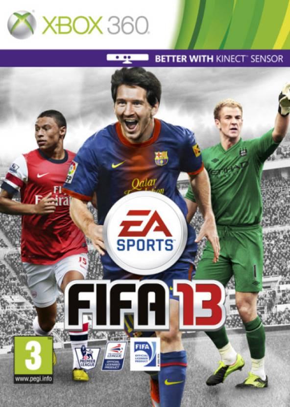 FIFA 13 (Kinect Compatible)