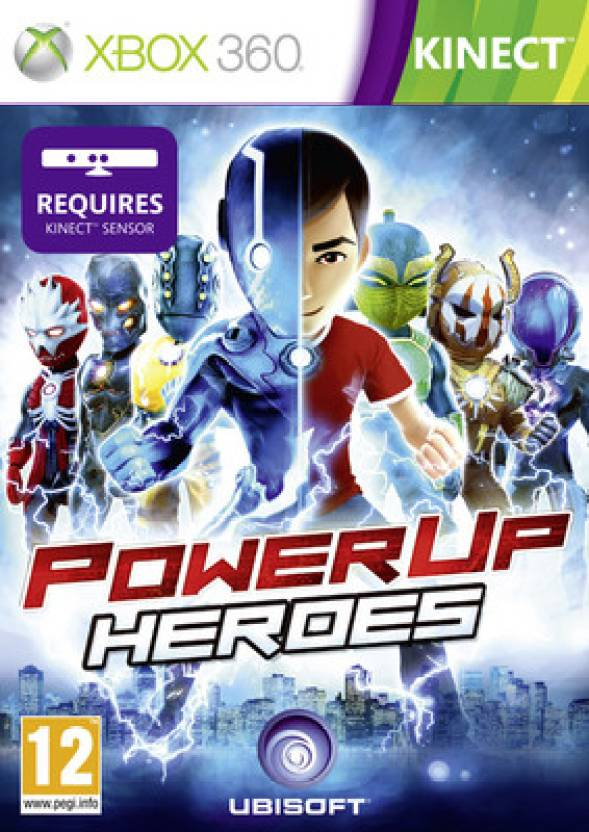 Power Up Heroes (Kinect Required)