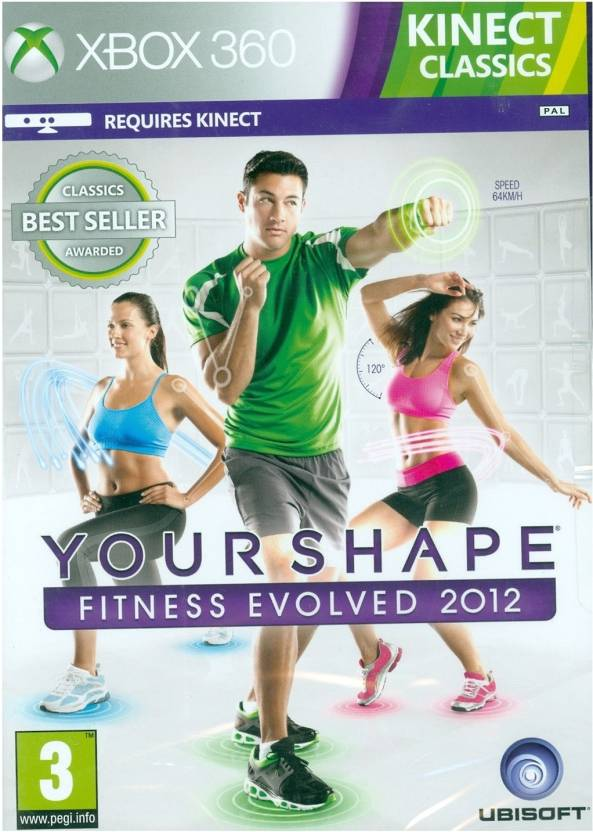 Your Shape Fitness Evolved 2012 (Kinect Required)