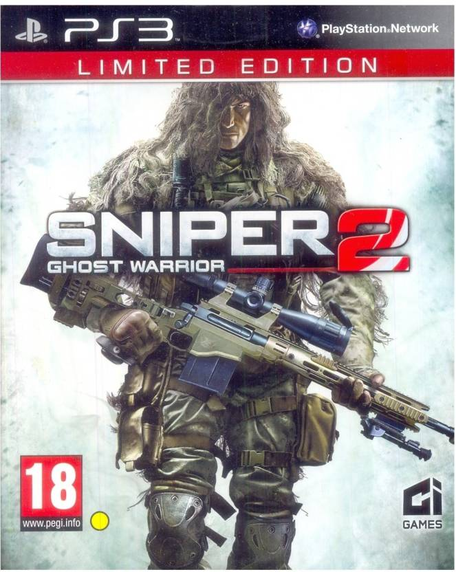 Sniper: Ghost Warrior 2 (Limited Edition) Price in India ... on