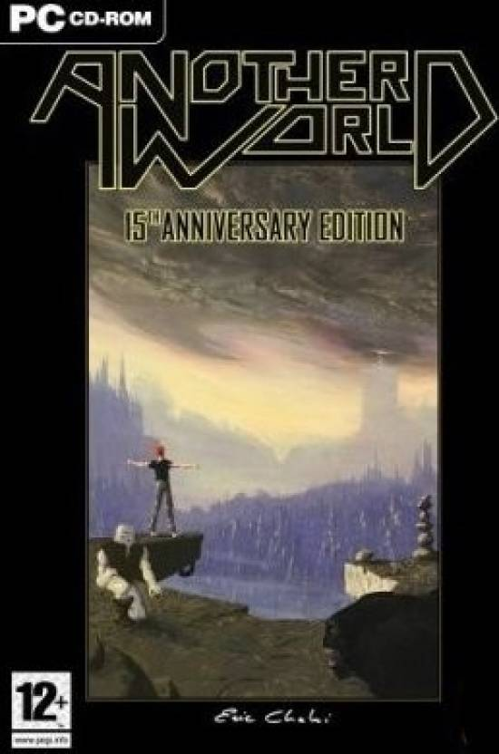 Another World: 15th Anniversary Edition (15th Anniversary Edition)