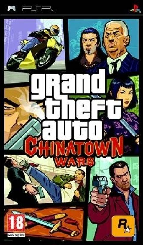 Grand Theft Auto : China Town Wars