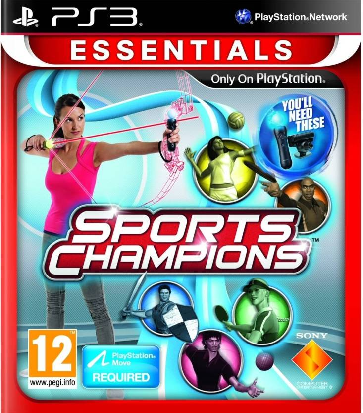 Sports Champions (Move Required)