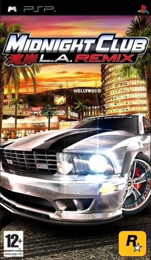 Midnight Club : Los Angeles Remix