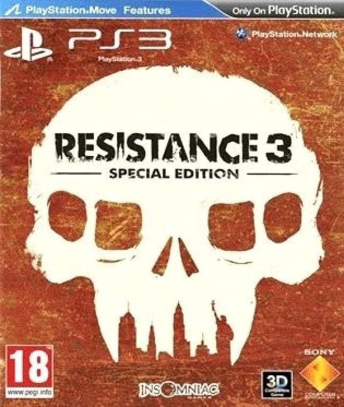 Resistance - 3 (Special Edition)