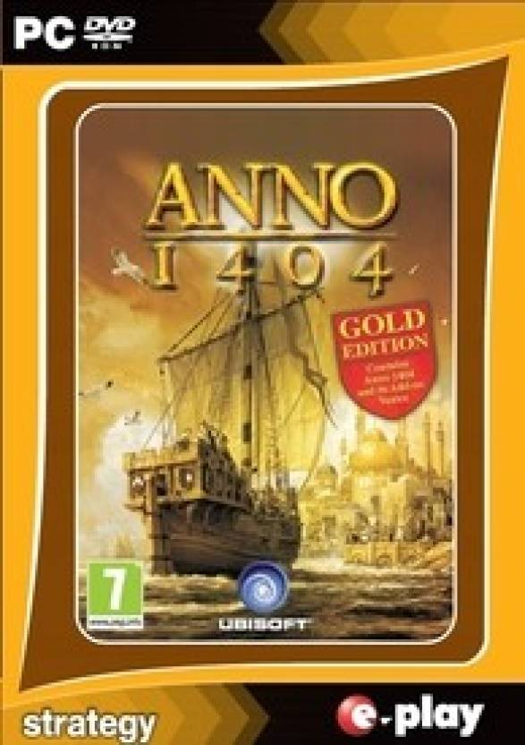 Anno 1404 (Gold Edition)