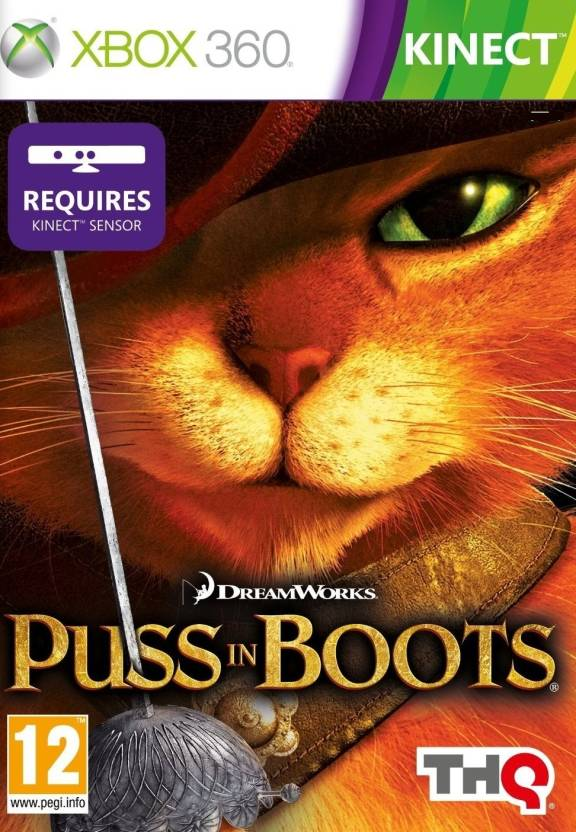Puss In Boots (Kinect Required)