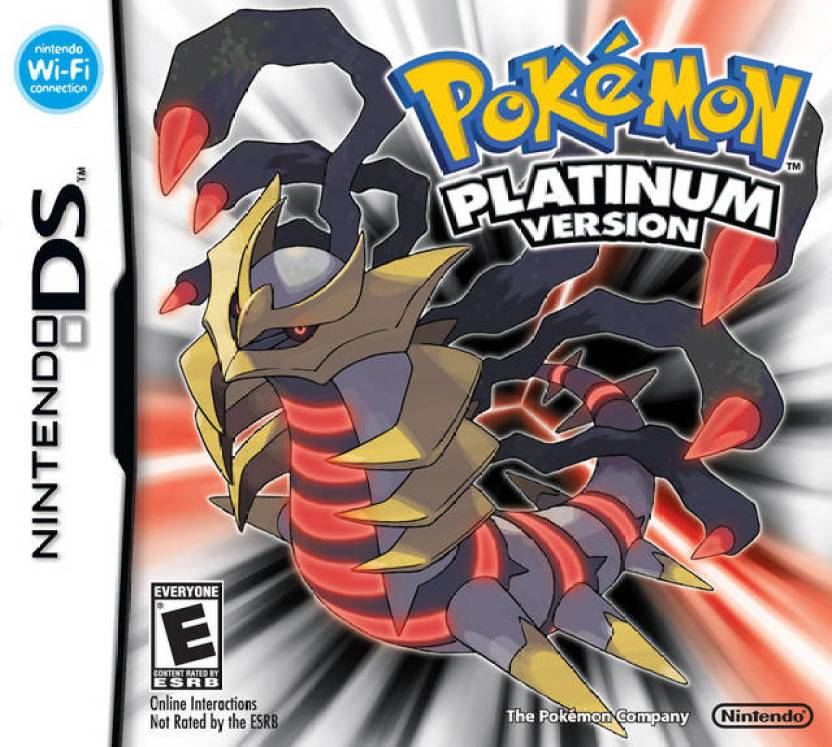 Pokemon : Platinum Version