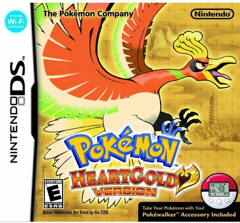 Pokemon : Heart Gold Version