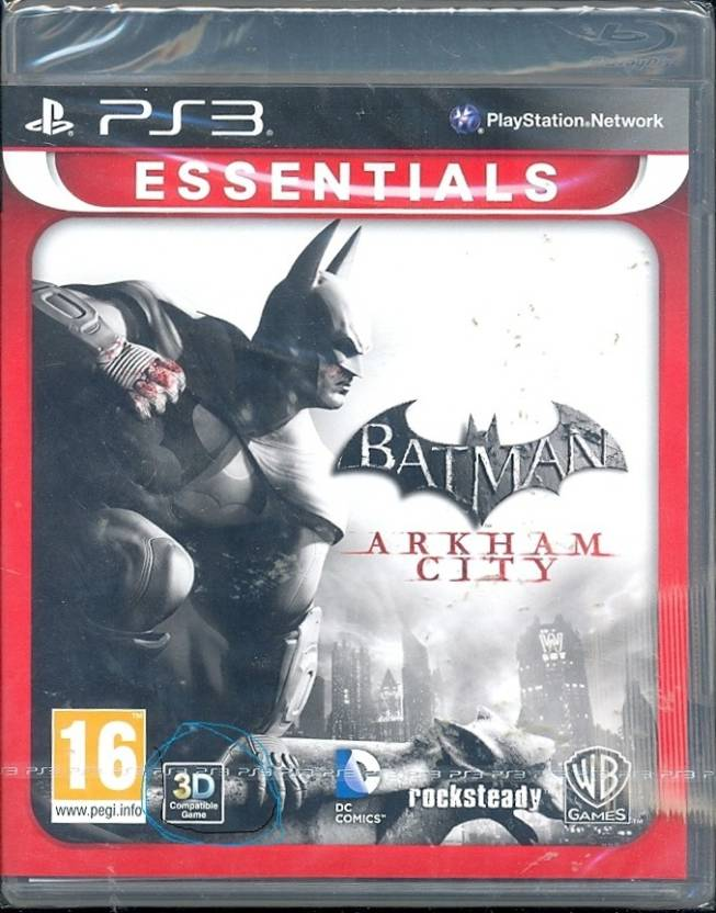 Batman : Arkham City [Essentials]