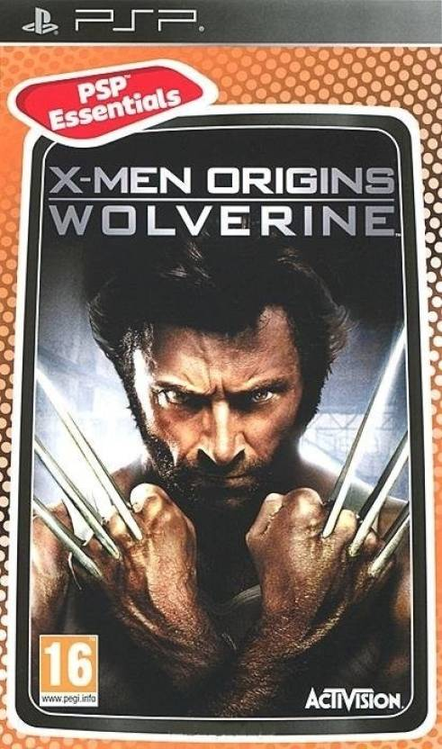 X-Men Origins: Wolverine (PSP Essentials)