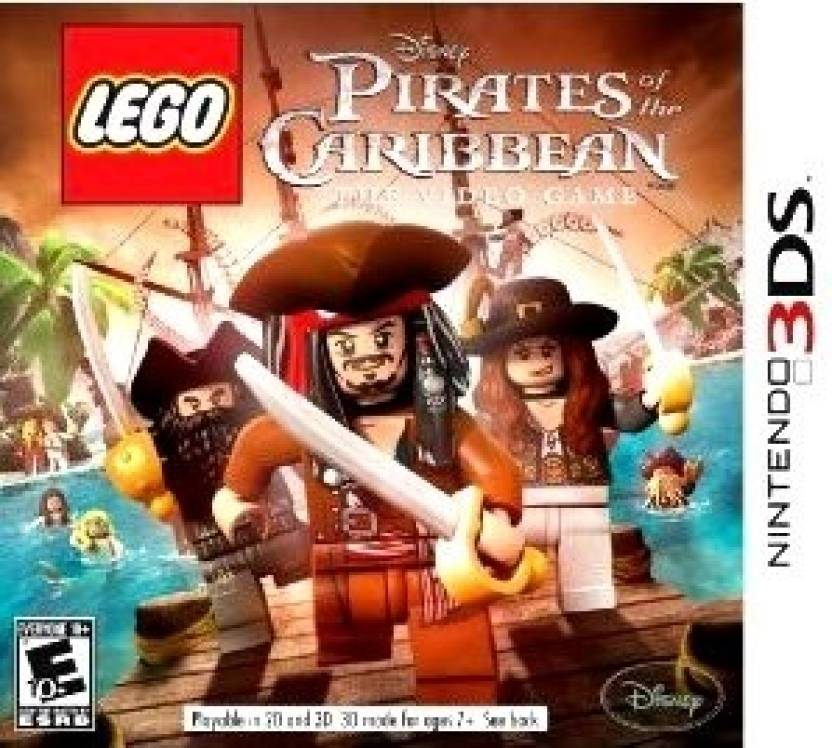 LEGO : Pirates Of The Caribbean