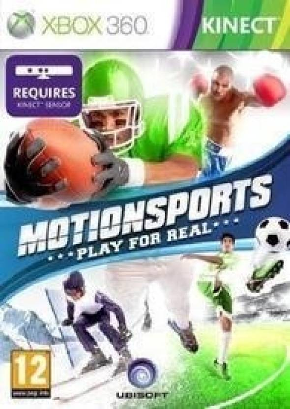 MotionSports: Play For Real (Kinect Required)