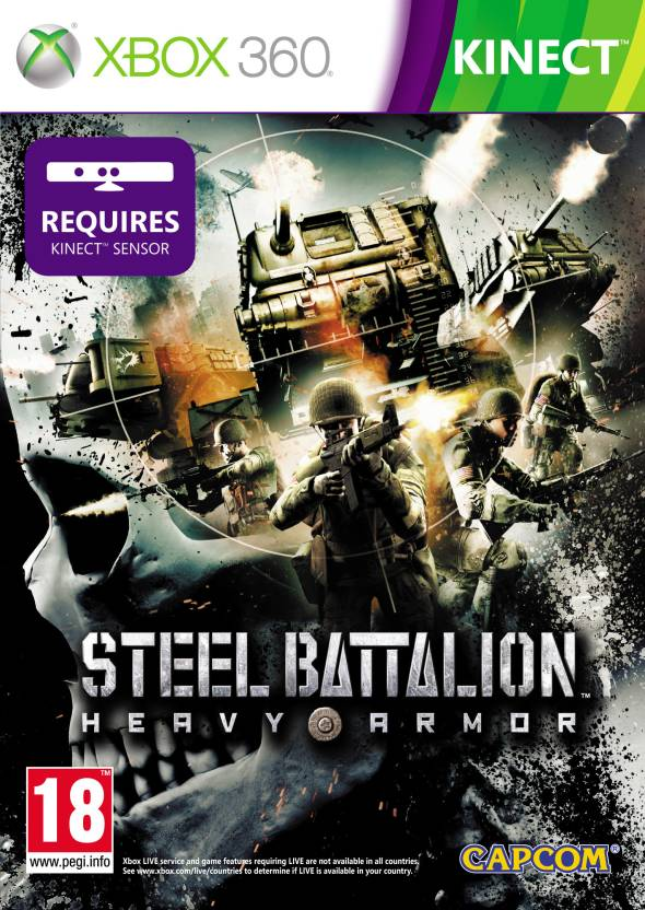 Steel Battalion Heavy Armor (Kinect Required)
