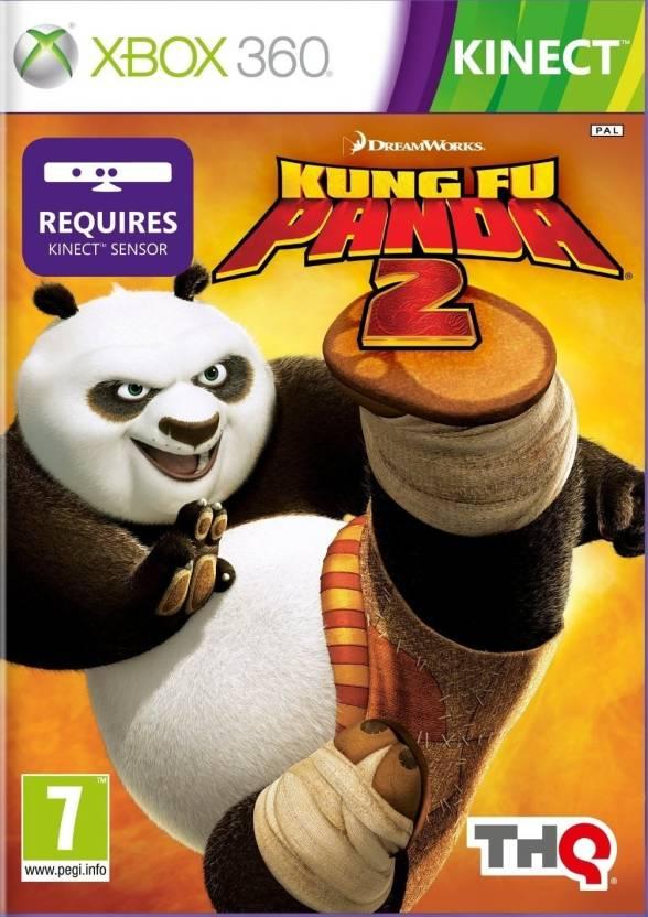 Kung Fu Panda 2 (Kinect Required)