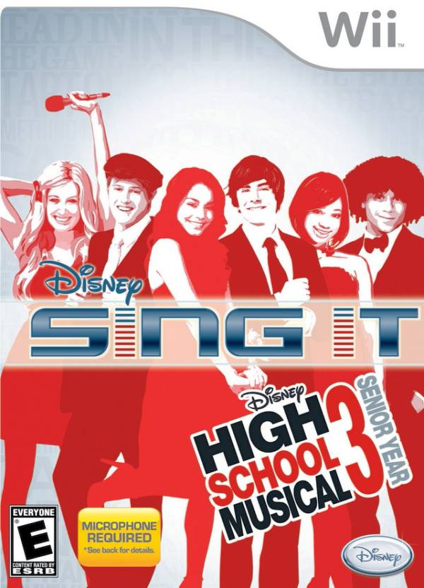 Disney Sing It - High School Musical 3: Senior Year