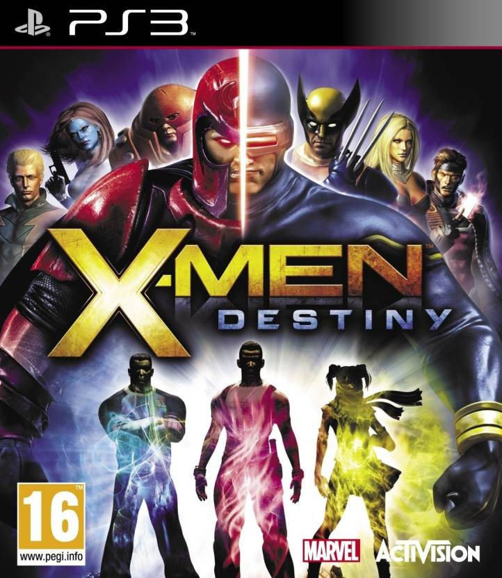 X - Men Destiny