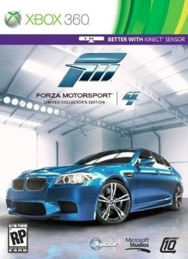 Forza Motorsport 4 (Limited Edition)