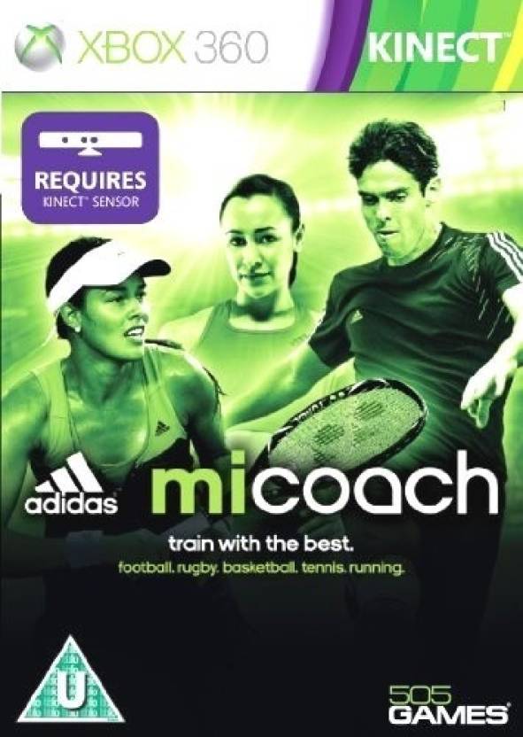Adidas MiCoach (Kinect Required)