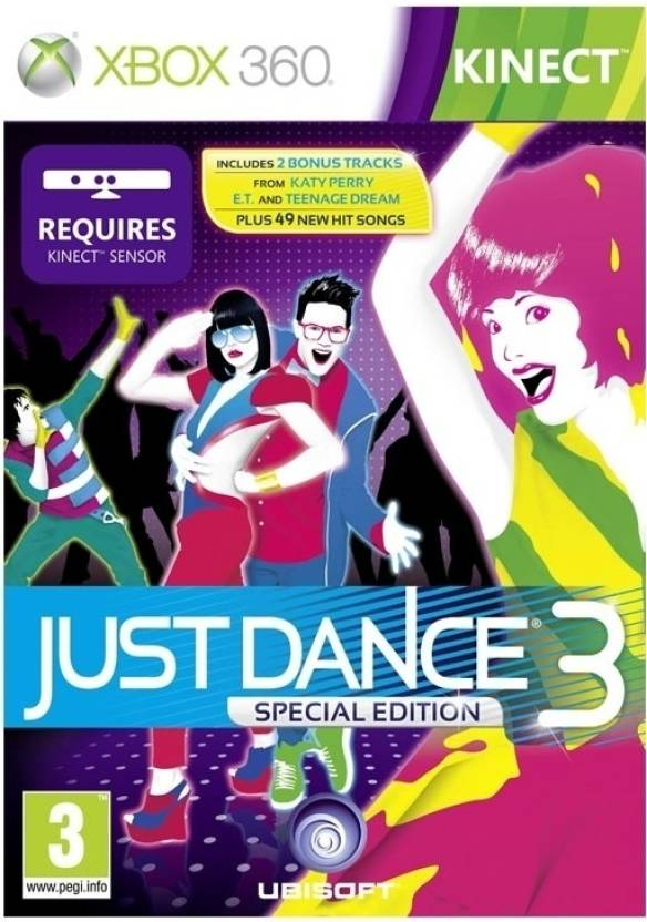 Just Dance 3 (Special Edition) Price in India - Buy Just Dance 3