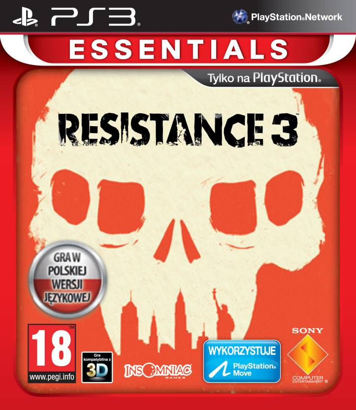 Resistance - 3 [Essentials]