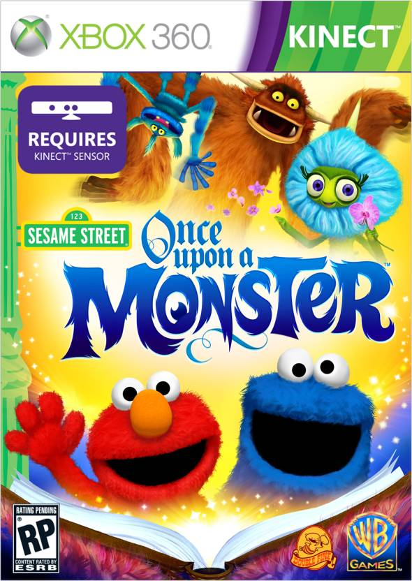Sesame Street - Once Upon A Monster (Kinect Required)