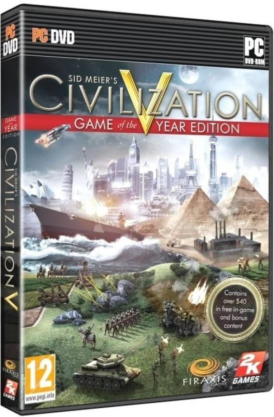 Sid Meier's Civilization V (Game Of The Year Edition)