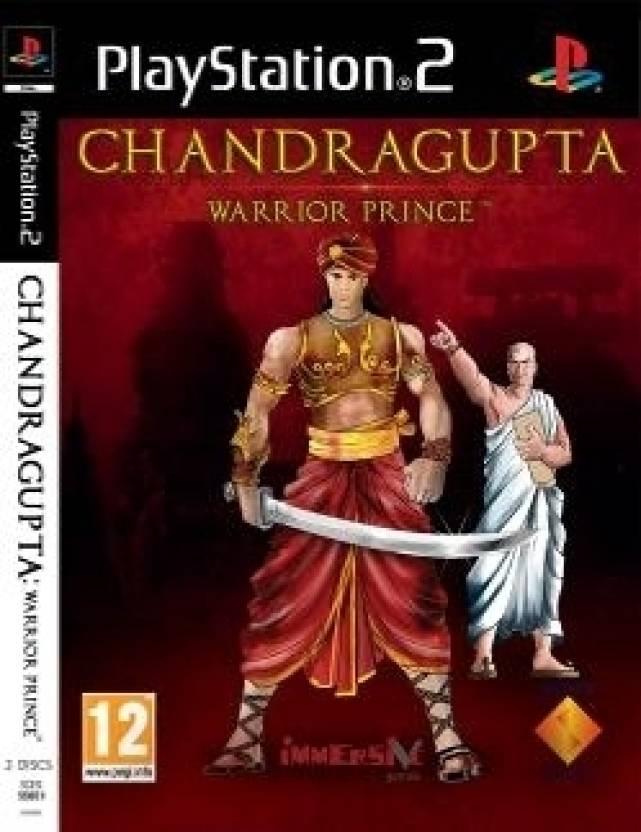 Chandragupta : Warrior Prince