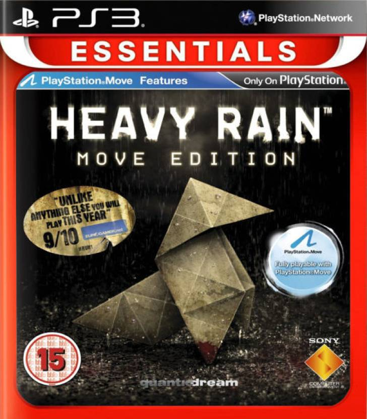 Heavy Rain Move Edition [Essentials]