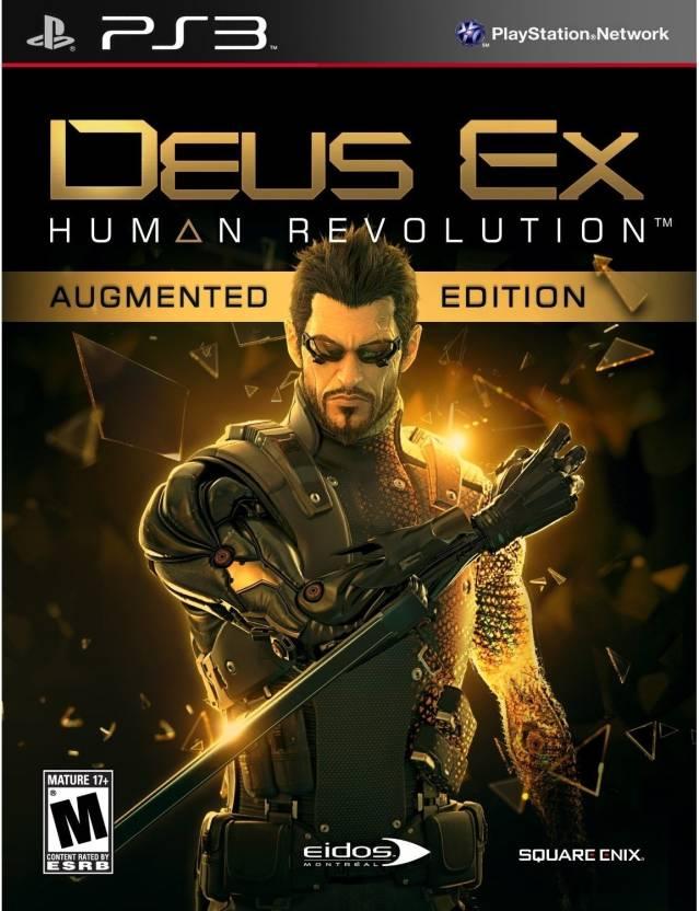 Deus Ex : Human Revolution (Augmented Edition)