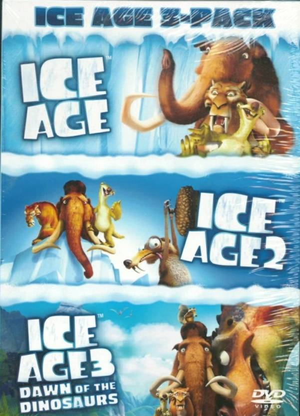 Ice Age-Trilogy