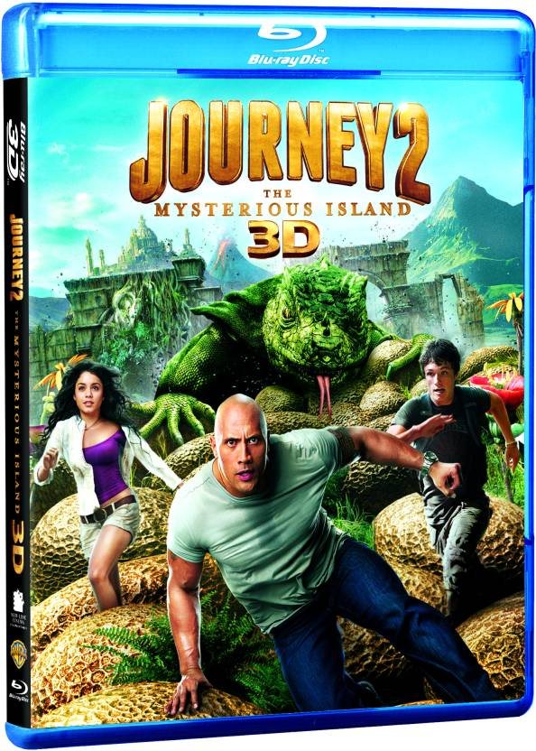 Journey 2 The Mysterious Island 3D
