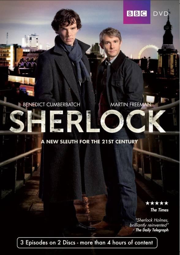 Sherlock Complete Series 1 Complete