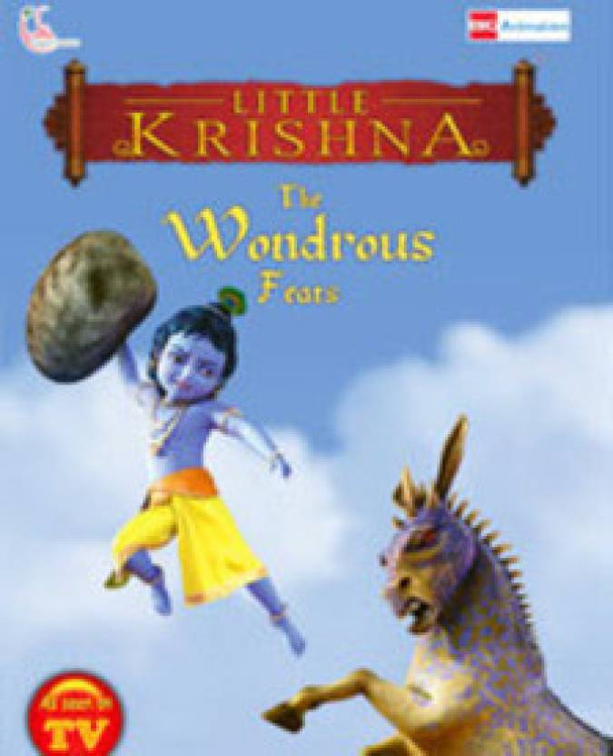 Little Krishna: The Wondrous Feats