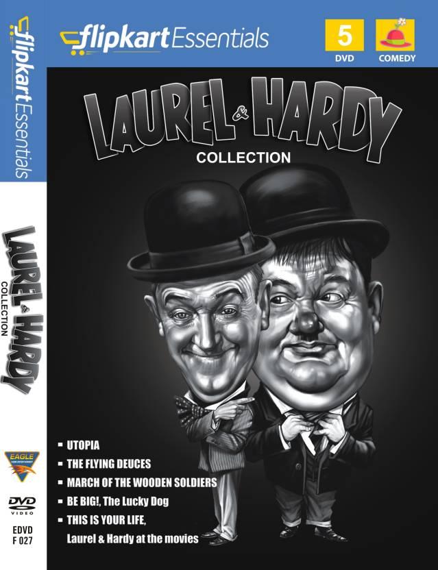 Flipkart Essentials : Laurel & Hardy Collection
