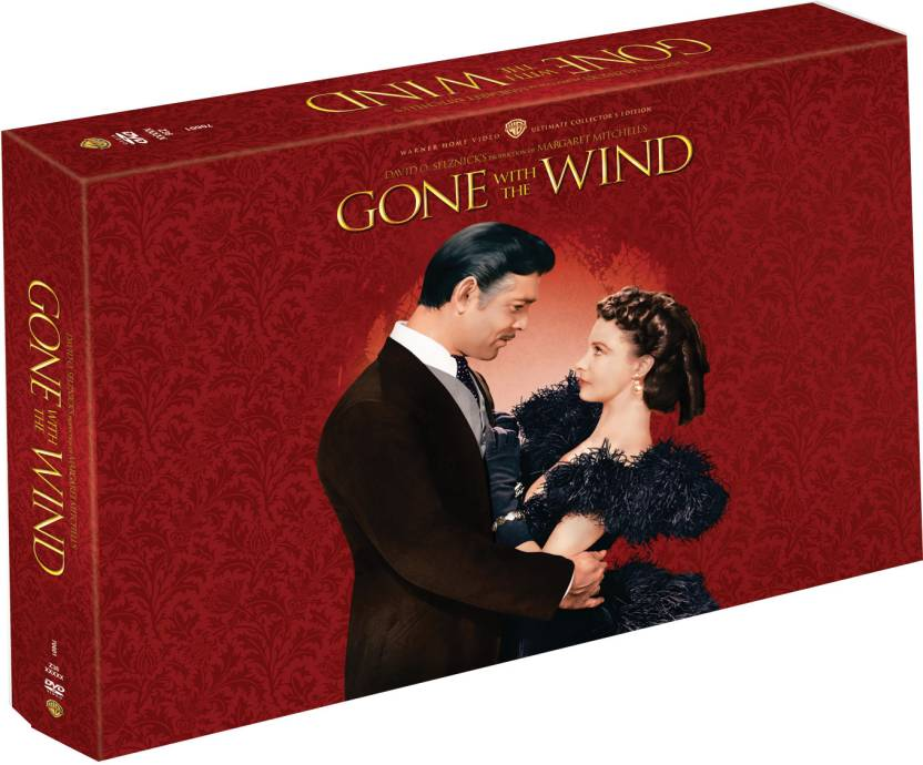 Gone With The Wind (5 Disc 70th Anniversary Collector's Edition Giftset)