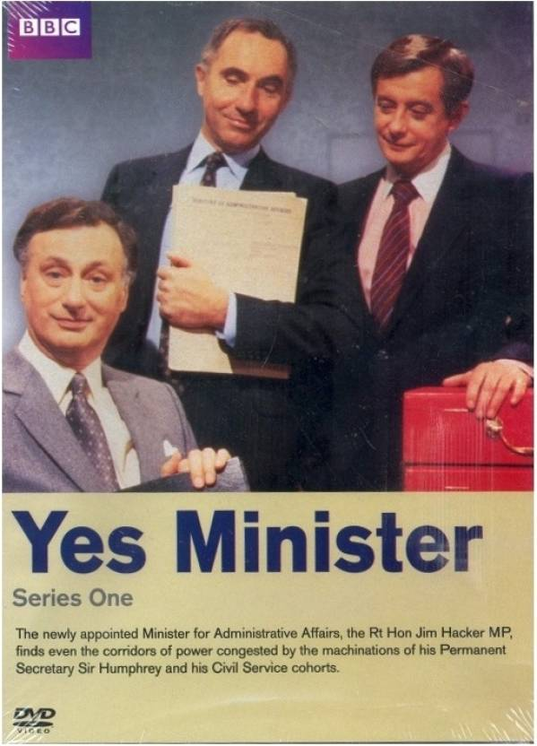 Yes Minister Series: 1 1