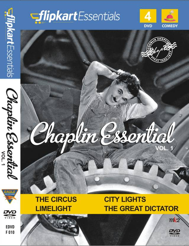 Flipkart Essentials : Chaplin Essential Vol. 1