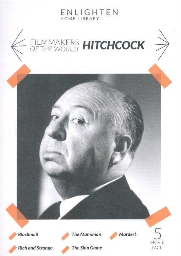 Master Of Suspense Alfred Hitchcock Five Early Films