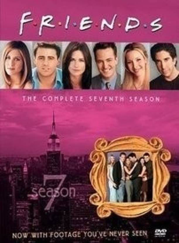 Image result for friends season 7 poster