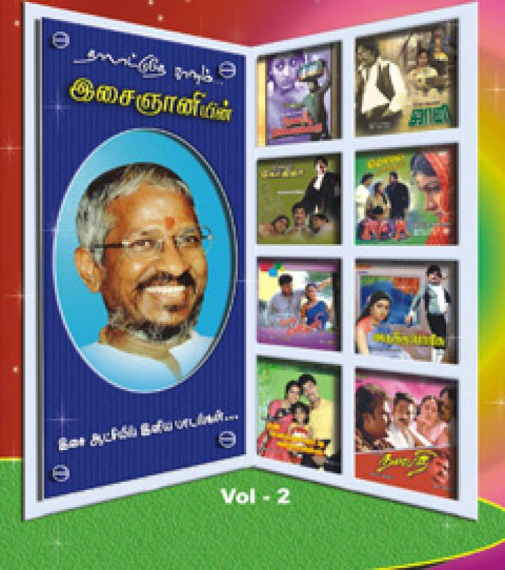 Melodies Of Ilayaraja Vol-2
