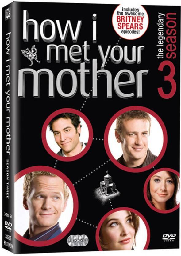 How I Met Your Mother Season - 3 3