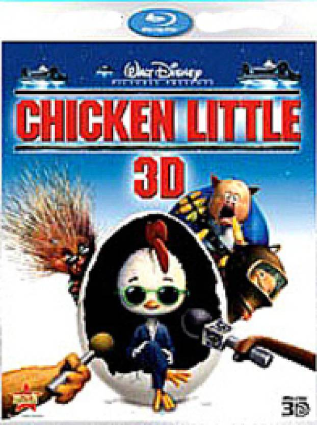 Chicken Little 3D
